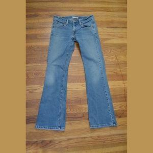 Levi's 518 Super Low Boot Cut jeans, 5M